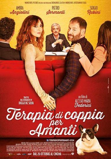 Terapia małżeńska dla kochanków / Terapia di coppia per amanti (2017)  PL.DVDRip.Xvid-DiDi / Lektor PL