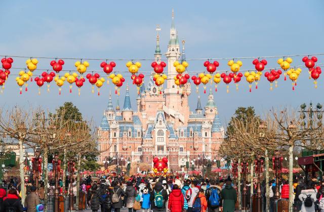 Shanghai Disneyland (2016) - Le Parc en général - Page 39 W787