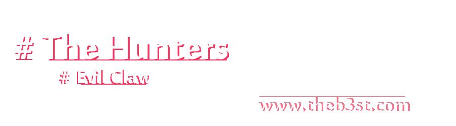 [ تقرير ] الحيآة العادية ليست حيآة مالم تصاحبها تجارب الخذلان ~  Hunters & EvilClaw | Akatsuki no Yona - صفحة 2 01