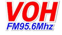 nghe đài VOH FM 95.6MHz