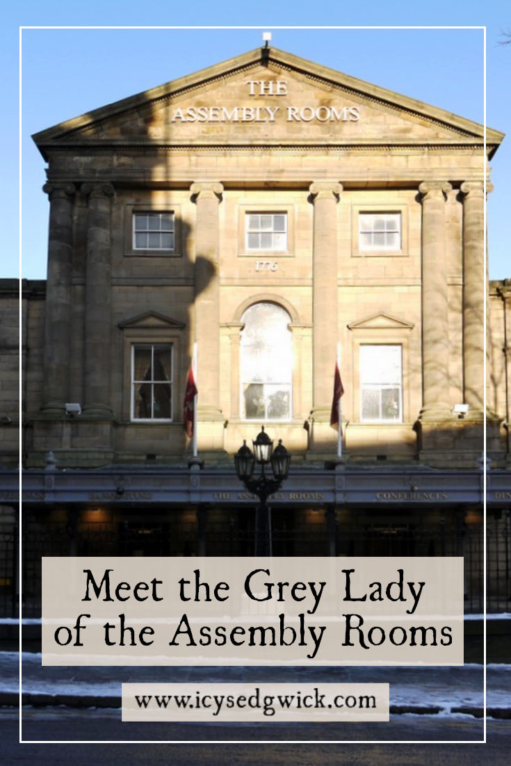 The Assembly Rooms are one of Newcastle upon Tyne's glamourous Georgian buildings. But who is the Grey Lady said to haunt them? Click here to find out.