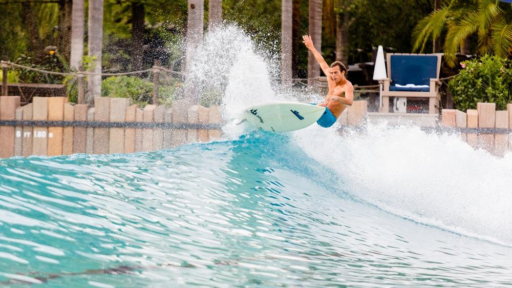 Surfing at Walt Disney World