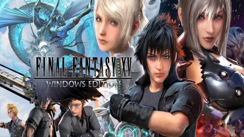 Final Fantasy 15 sẽ cho game thủ PC sát cánh với Console