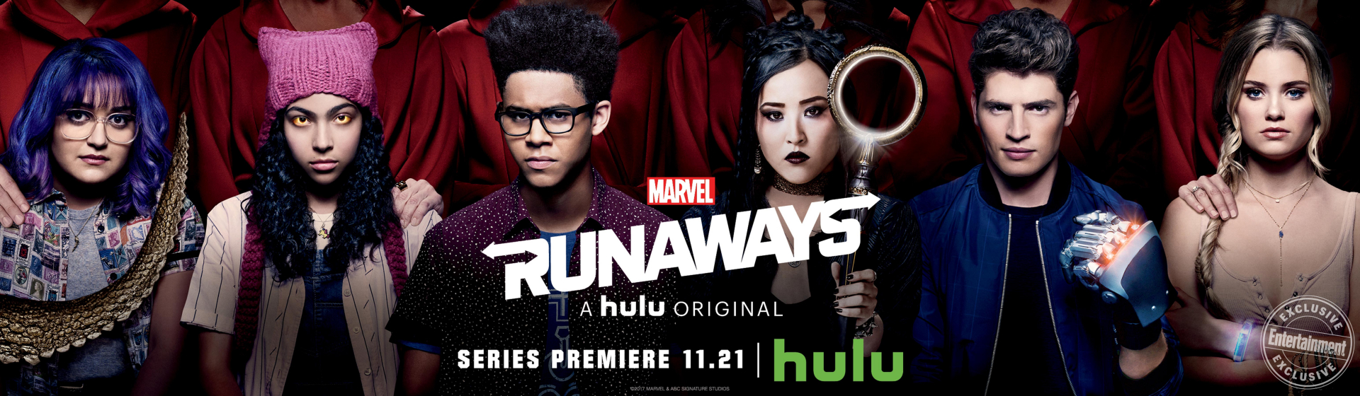Runaways - Season 1 (New) - Mp4 x264 AC3 1080p