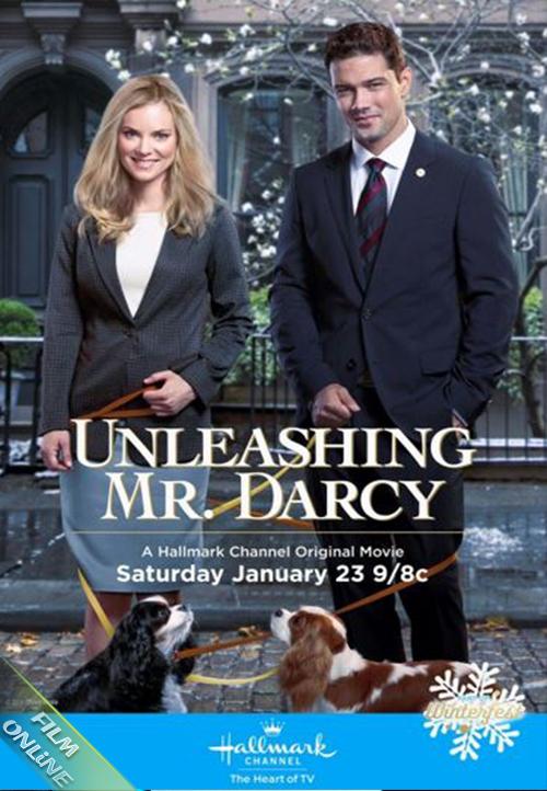 [ONLiNE] Nieznośny pan Darcy / Unleashing Mr. Darcy (2016)PL.HDTV.Xvid-AZQ / Lektor PL