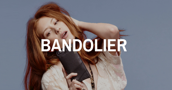 Bandolier - iPhone Accesories
