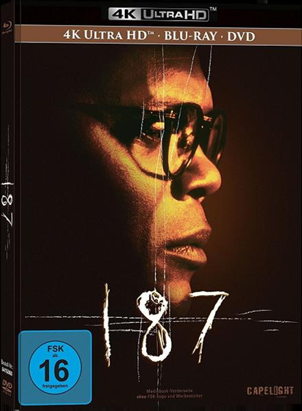 One Eight Seven / 187 (1997) Blu-ray 2160p 4K UHD SDR DTS-HD 5.1 Remux-BLUEBIRD