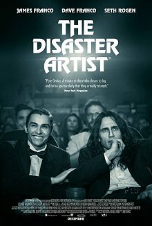 The Disaster Artist 2017 DVDScr XVID AC3 HQ Hive-CM8