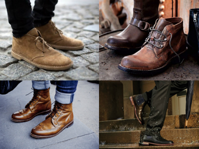 The most actual trends of men's shoes for the autumn-winter season 2018/19