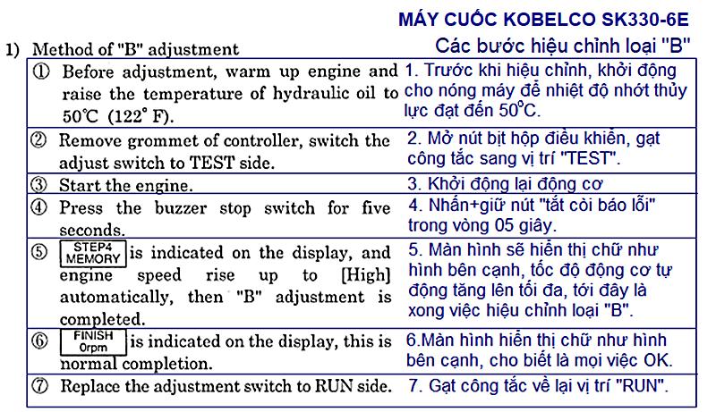 Thảo luận - KOBELCO SK330-6E làm chậm do đâu? | Page 2 | OTO-HUI