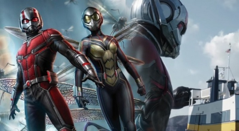 Lý do Người Kiến không tham gia 'Infinity War' được giải đáp trong trailer mới của Ant-man 2