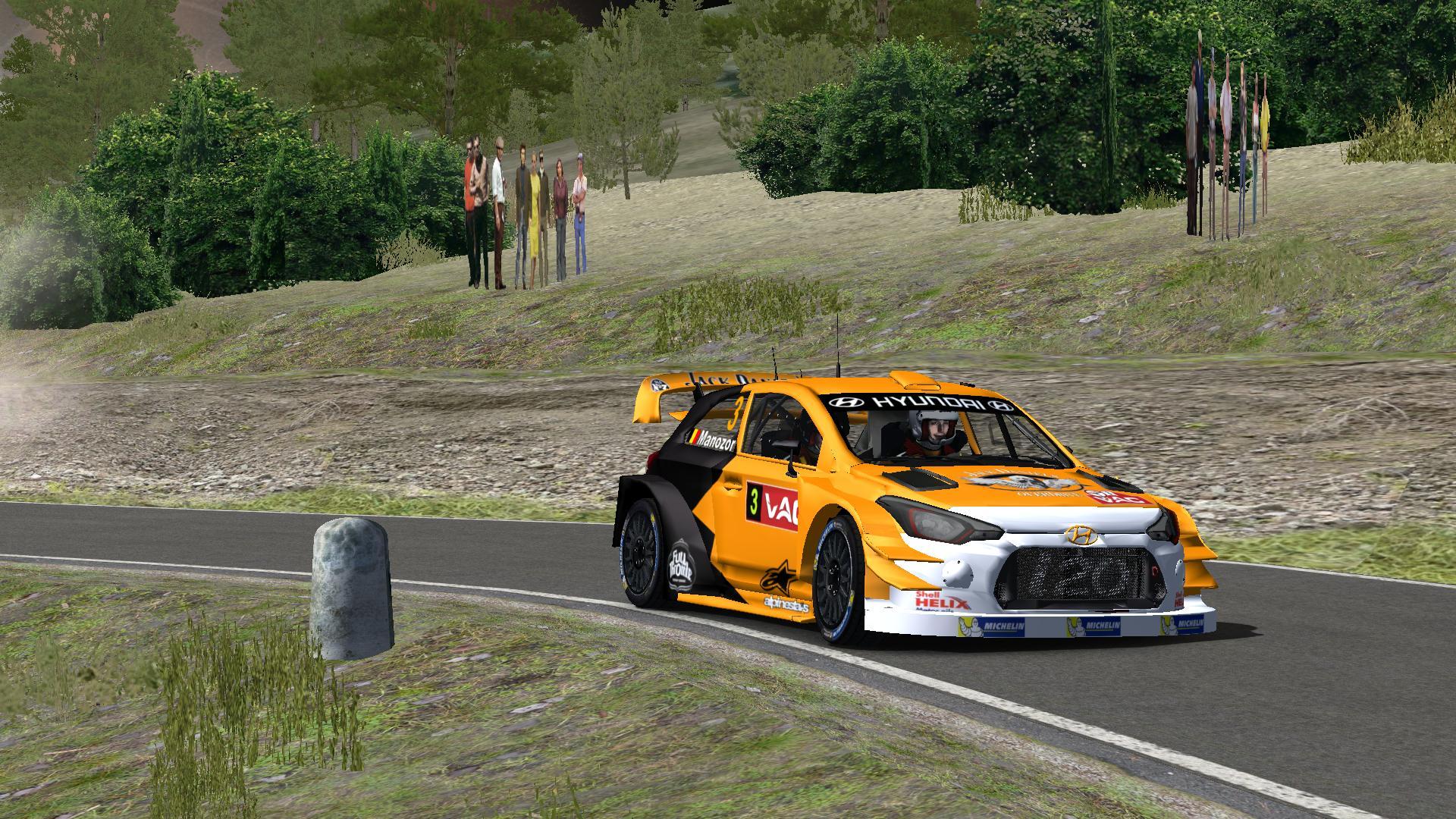 Résumés WRC Manozor
