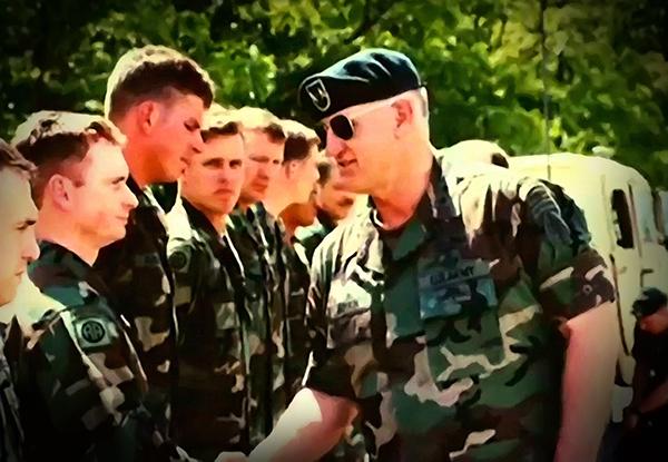 Gen. Jerry Boykin