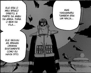 Como Gaara manteve seus Poderes depois de Perder a Biju Naruto548_05