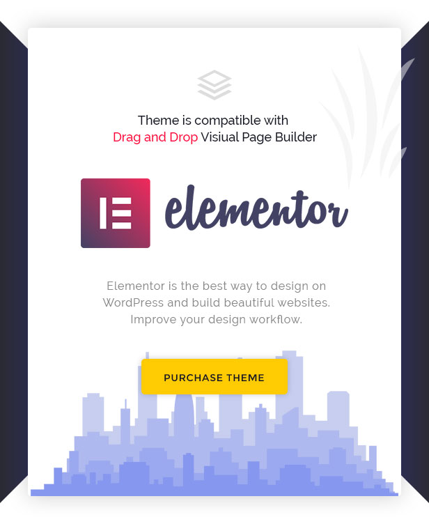 Construction and Building WordPress theme