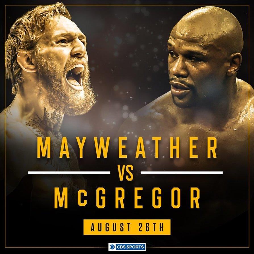 دانلود پی پر ویو Mayweather vs McGregor