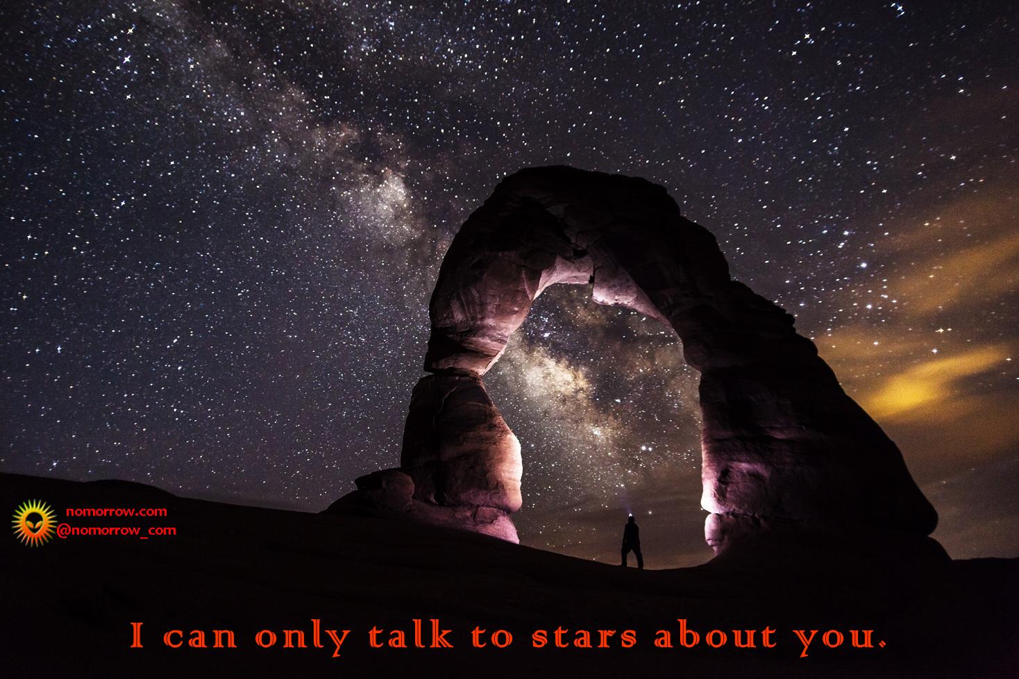 I Talk To Stars
