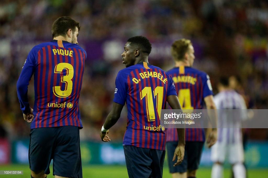 صور مباراة : بلد الوليد - برشلونة 0-1 ( 25-08-2018 )  P6