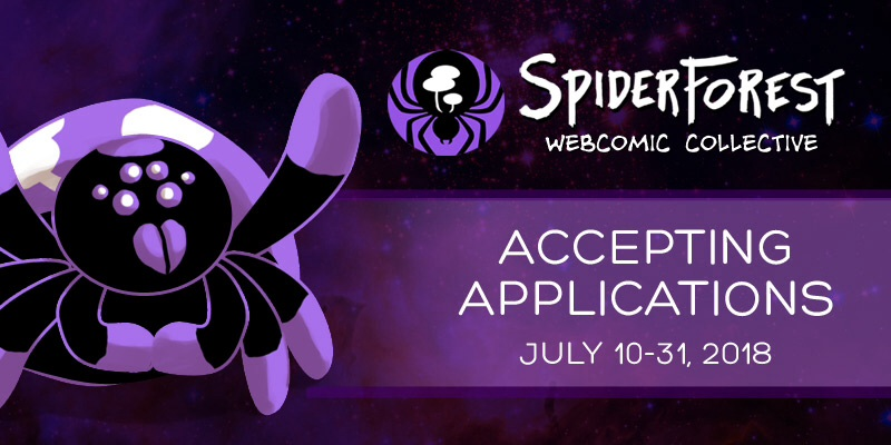 Spiderforest Application Notice