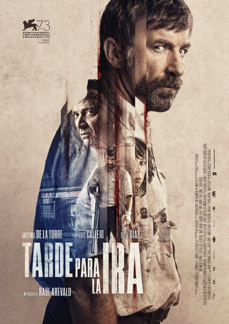 The Fury of a Patient Man (2016) BluRay 720p 700MB