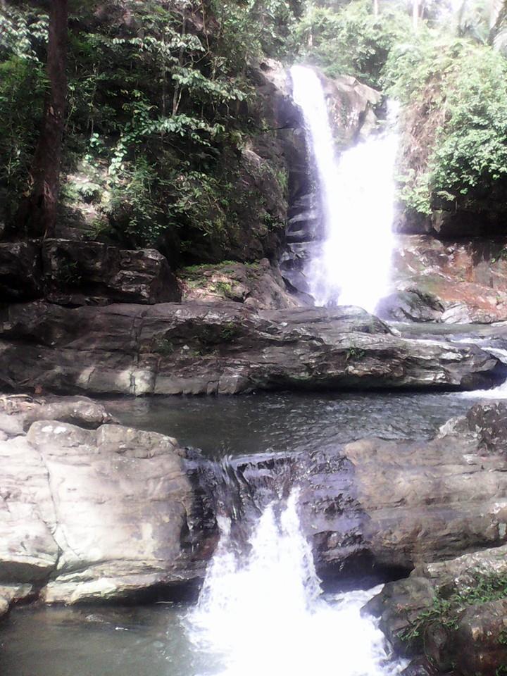 Mankayam Falls or Idinjar Falls or Kalakkayam Falls
