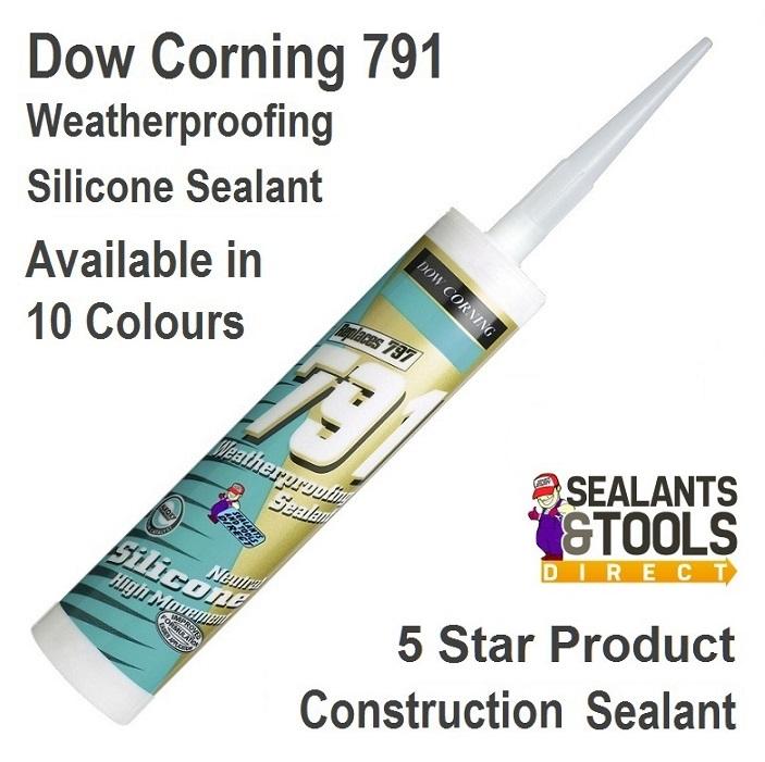 Dow Corning 791 Silicone Sealant
