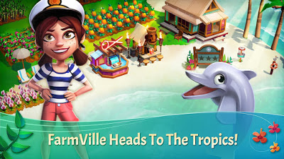FarmVille Tropic Escape apk mod