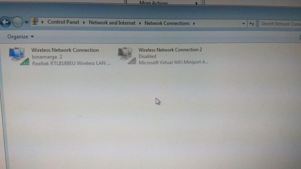 Bantuin dong: Driver Ethernet Hilang Di Device Manager Saat Install Ulang Windows 7
