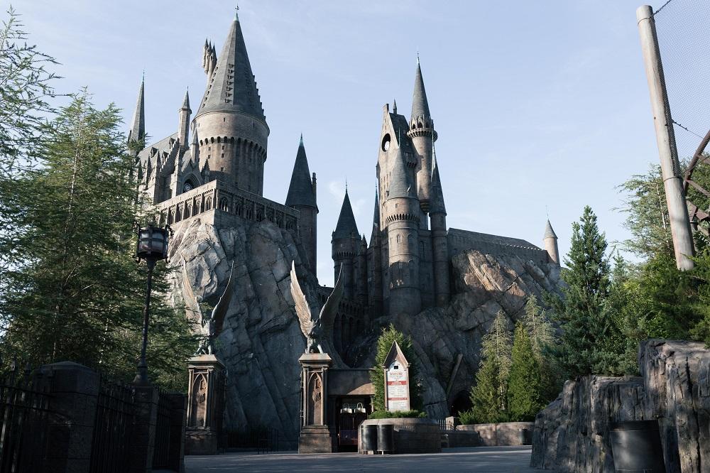 Harry Potter rides at Universal Orlando Resort
