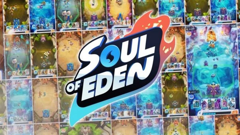game 3d, game chiến thuật, game thẻ bài, game đài loan, soul of eden