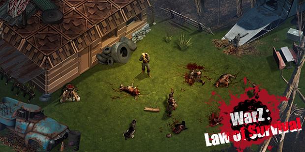 WarZ Law of Survival download