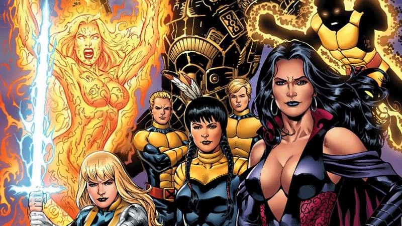 Top 15 dị nhân có khả năng trường sinh bất lão trong vũ trụ Marvel (P.2)
