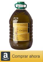 Comprar aceite de oliva virgen extra, Hacienda Ortigosa, garrafa 5 litros