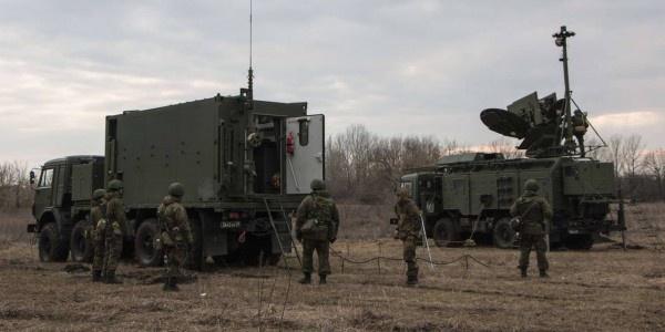 В России начались полигонные испытания электромагнитного оружия
