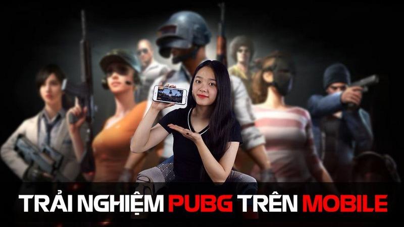 TRẢI NGHIỆM PUBG (Playerunknown's Battlegrounds) TRÊN MOBILE