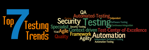 software testing trends