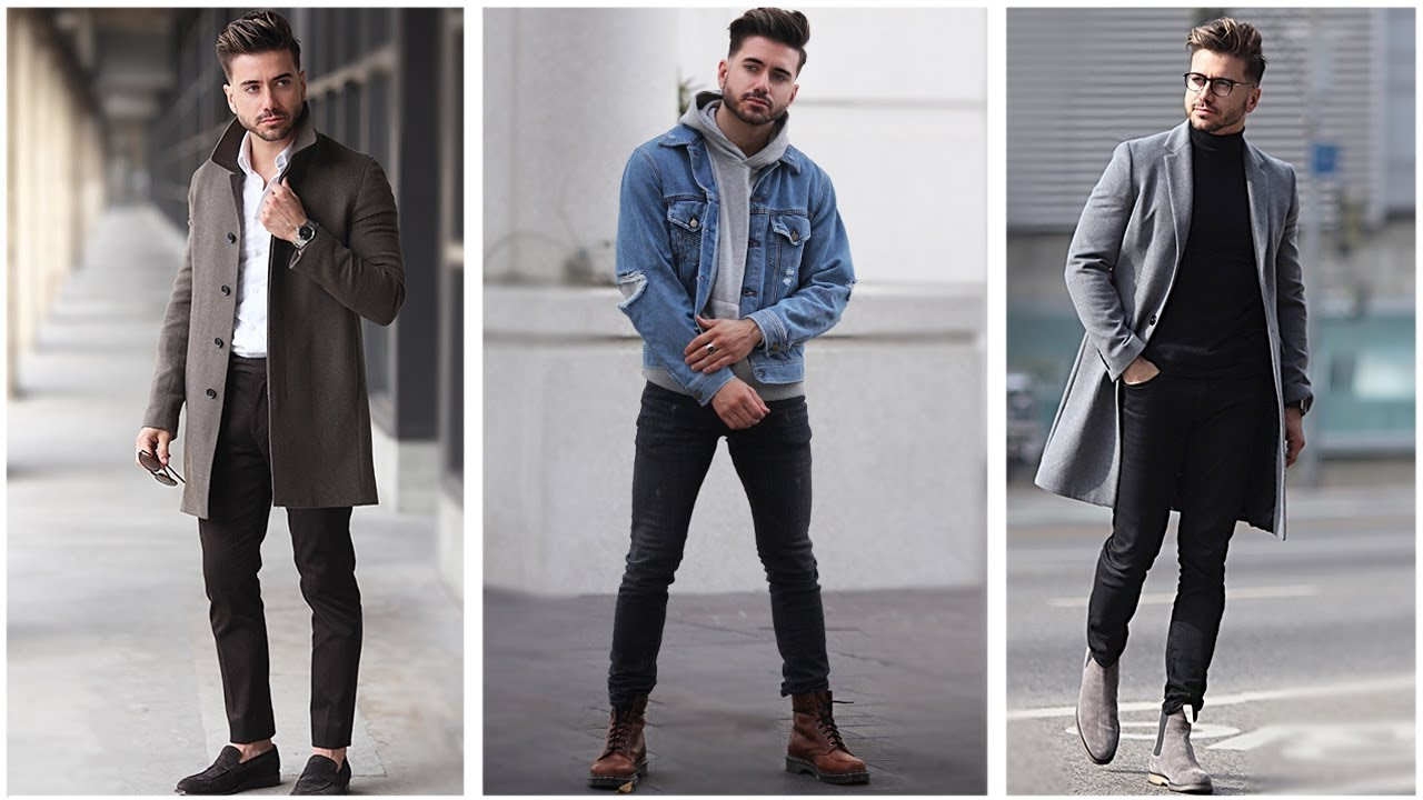 Men's fashion summer - autumn 2018. The main fashion trends
