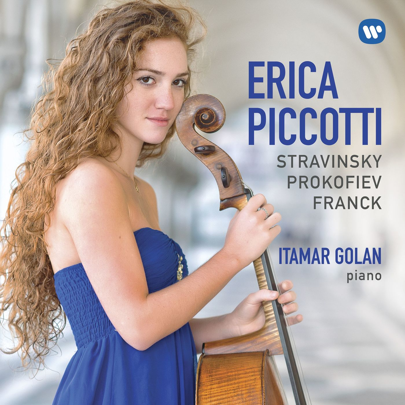 Erica Piccotti - Stravinsky, Prokofiev & Franck Works for Cello & Piano (2018).mp3 - 320 Kbps