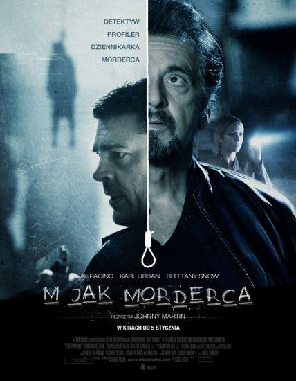 M jak morderca / Hangman (2017) PL.BRRip.XviD-GR4PE   Lektor PL
