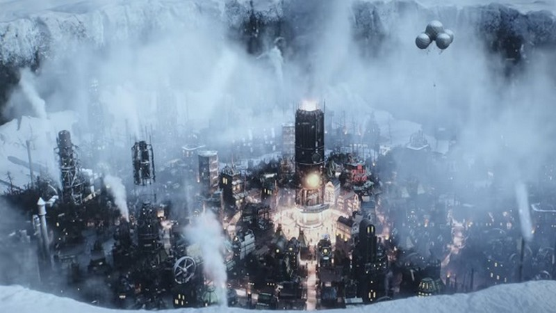 frostpunk, game giả, game pc, game sinh tồn, lords of xulima, lừa đảo