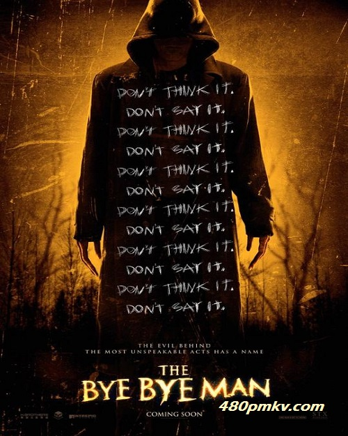 The Bye Bye Man (2017) English BluRay Watch Online