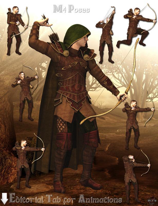 Woods Archer