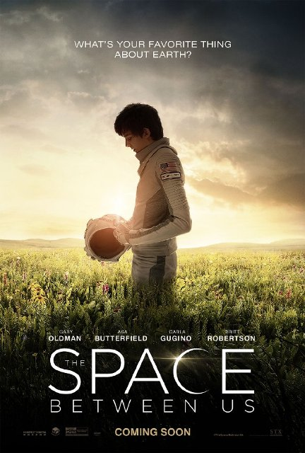 The Space Between Us (2017) 720p WEB-DL 800MB