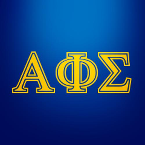 UOG Alpha Phi Sigma Logo