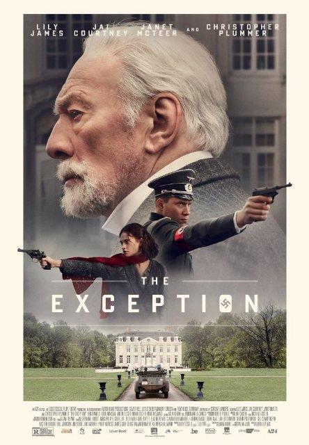 The Exception (2016) BluRay 1080p 5.1CH x264