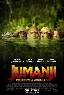 Jumanji Welcome To The Jungle 2017 TS