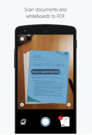 Scane-document