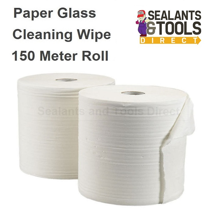 Everbuild Paper Cleaning Roll 150 meters