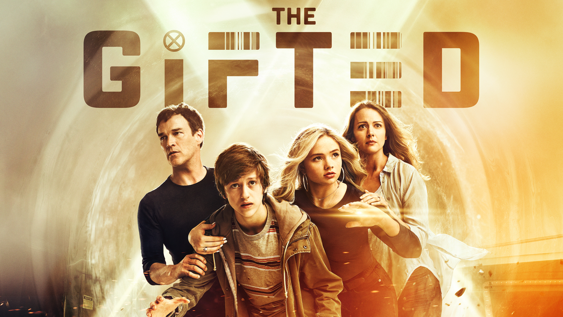 The Gifted - Season 1 (New) - Mp4 x264 AC3 1080p