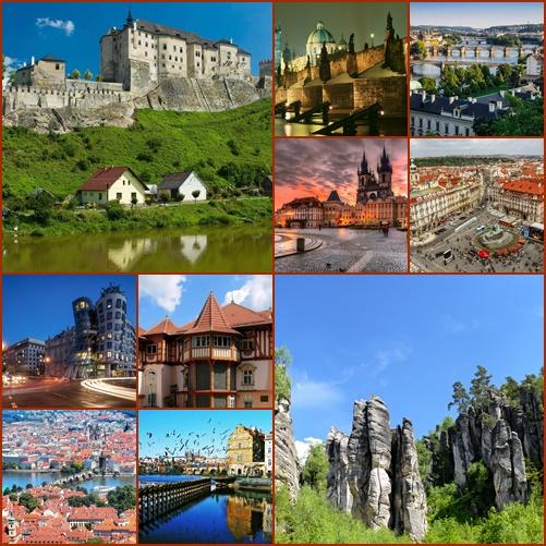 Desktop wallpapers - World Countries ( Czech Republic ) Part 2